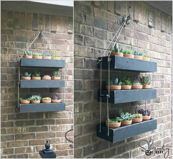 صورة رقم 8 -  أفكار مدهشة لتزيين جدران المنزل الخارجية بالنباتات