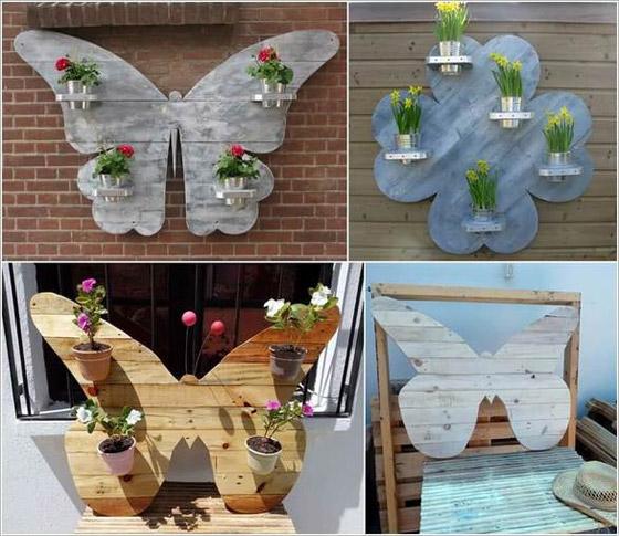 صورة رقم 9 -  أفكار مدهشة لتزيين جدران المنزل الخارجية بالنباتات