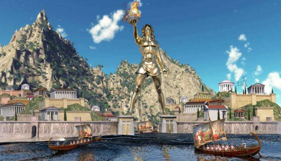صورة رقم 4 - بالصور: إليكم أجمل عجائب الدنيا في العصور القديمة