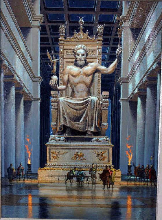 صورة رقم 5 - بالصور: إليكم أجمل عجائب الدنيا في العصور القديمة