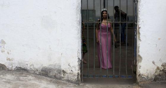 بالصور.. مسابقة ملكة جمال السجون في ريو دي جانيرو البرازيلية صورة رقم 1