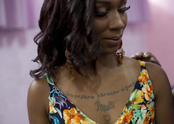 بالصور.. مسابقة ملكة جمال السجون في ريو دي جانيرو البرازيلية صورة رقم 9