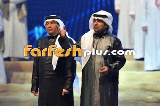 (تدلل يا وطن) أوبريت الجنادرية 33 بصوت محمد عبده وراشد الماجد صورة رقم 4