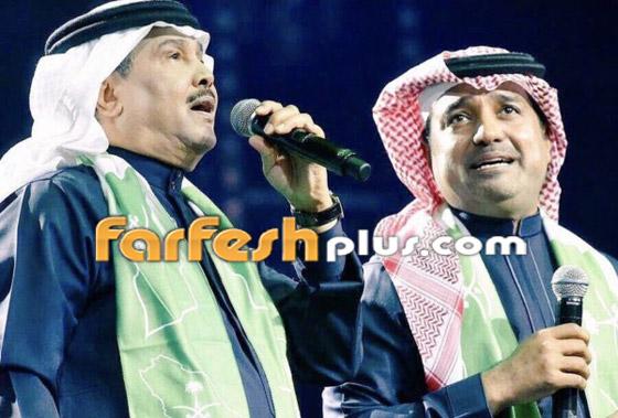(تدلل يا وطن) أوبريت الجنادرية 33 بصوت محمد عبده وراشد الماجد صورة رقم 5
