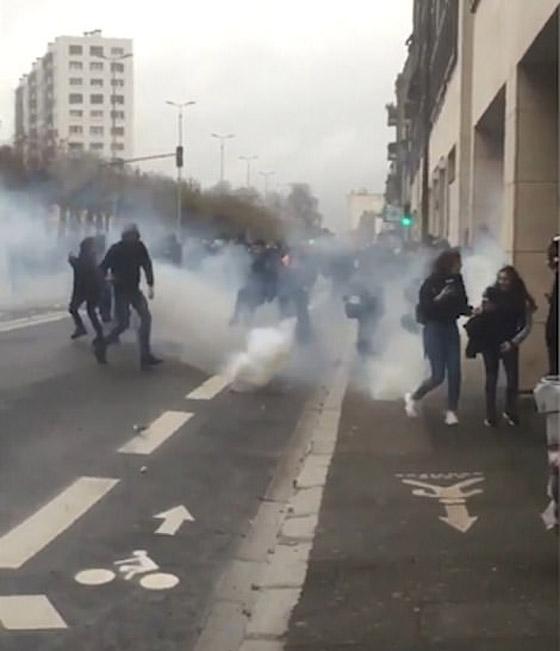 حركة السترات الصفراء تضيق الاحتجاجات على ماكرون: يعتقدون أننا حمقى! صورة رقم 9