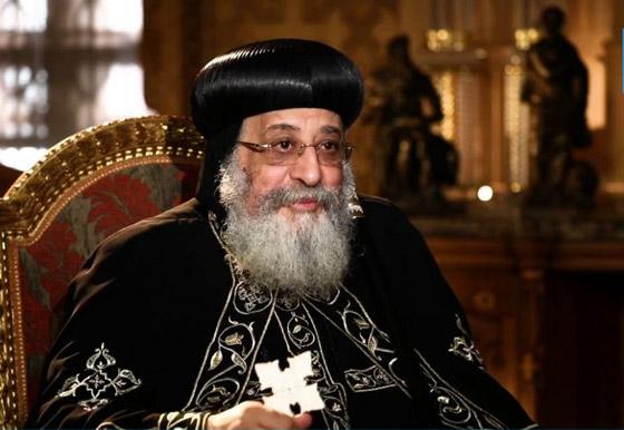 فيديو البابا تواضروس (بابا الإسكندرية) يتدخل في أزمة فستان رانيا يوسف! صورة رقم 2