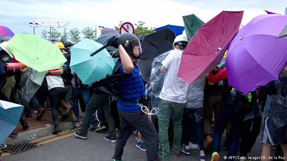 الألوان لعبت دوراً مهماً في الحراك السياسي وهيمنت على احتجاجات في العالم صورة رقم 5