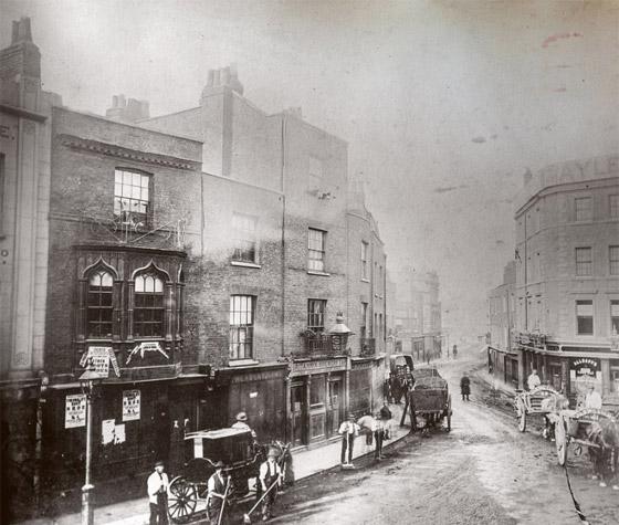 مجموعة صور رائعة تظهر كيف تغيرت لندن خلال 150 عاماً! صورة رقم 7