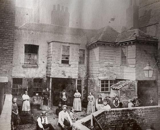 مجموعة صور رائعة تظهر كيف تغيرت لندن خلال 150 عاماً! صورة رقم 9