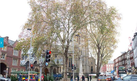 مجموعة صور رائعة تظهر كيف تغيرت لندن خلال 150 عاماً! صورة رقم 16