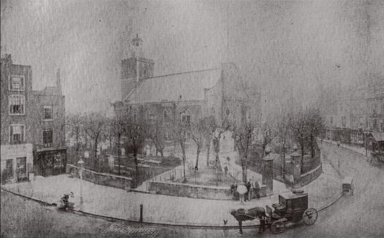مجموعة صور رائعة تظهر كيف تغيرت لندن خلال 150 عاماً! صورة رقم 15