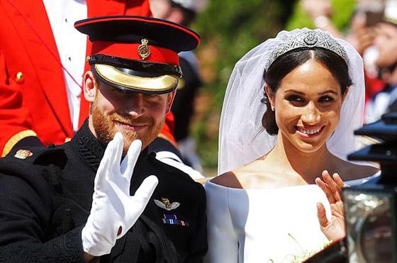 بالصور: أسرار زيارة الأمير هاري وزوجته ميغان ماركل الى المغرب صورة رقم 18