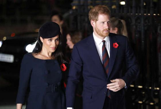 بالصور: أسرار زيارة الأمير هاري وزوجته ميغان ماركل الى المغرب صورة رقم 20