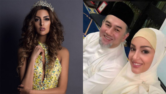 ملكة جمال موسكو تكشف قصة الحب الذي ربطها بزوجها السلطان محمد الخامس صورة رقم 20
