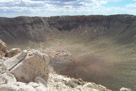 صور: أعمق 10 حفر في العالم ناتجة عن ارتطام النيازك بسطح الأرض صورة رقم 2