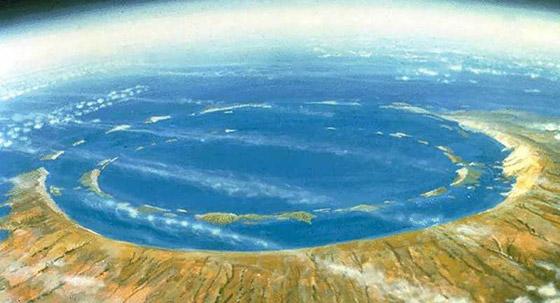 صور: أعمق 10 حفر في العالم ناتجة عن ارتطام النيازك بسطح الأرض صورة رقم 9