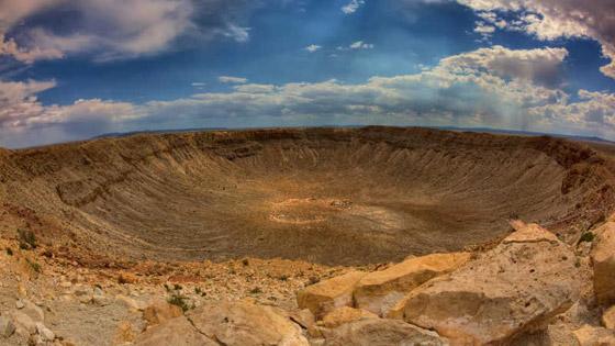صور: أعمق 10 حفر في العالم ناتجة عن ارتطام النيازك بسطح الأرض صورة رقم 10