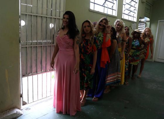 ملكة جمال السجون.. قاتلة برازيلية تحافظ على براءتها وأنوثتها! صورة رقم 16
