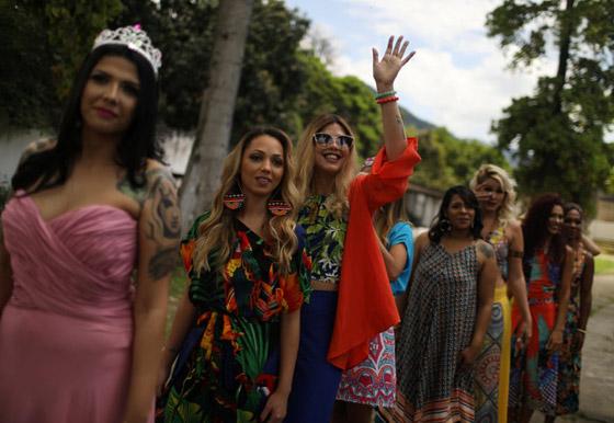 ملكة جمال السجون.. قاتلة برازيلية تحافظ على براءتها وأنوثتها! صورة رقم 17