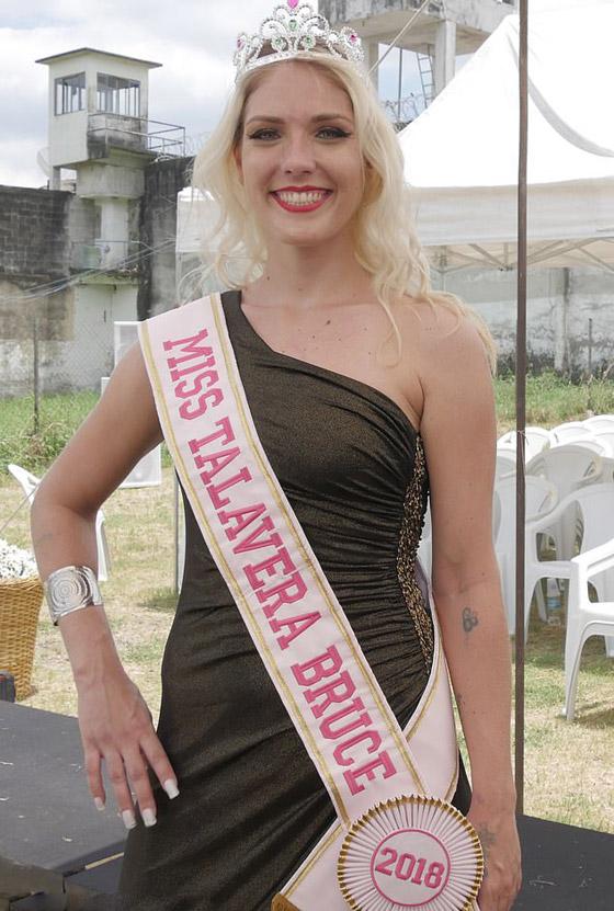 ملكة جمال السجون.. قاتلة برازيلية تحافظ على براءتها وأنوثتها! صورة رقم 1