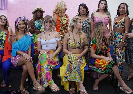 ملكة جمال السجون.. قاتلة برازيلية تحافظ على براءتها وأنوثتها! صورة رقم 12