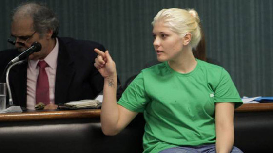 ملكة جمال السجون.. قاتلة برازيلية تحافظ على براءتها وأنوثتها! صورة رقم 4