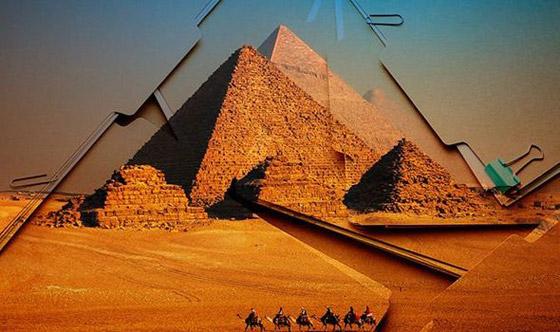 وثائق الكي جي بي السرية تكشف حقائق عن الأهرامات! صورة رقم 1