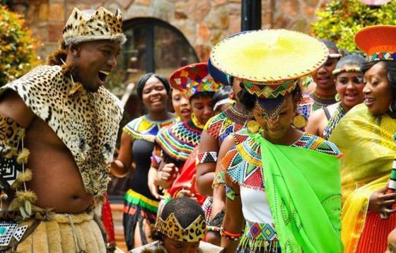 بالصور.. تعرفوا على أغرب تقاليد زواج شعوب أفريقيا صورة رقم 5