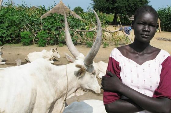بالصور.. تعرفوا على أغرب تقاليد زواج شعوب أفريقيا صورة رقم 6
