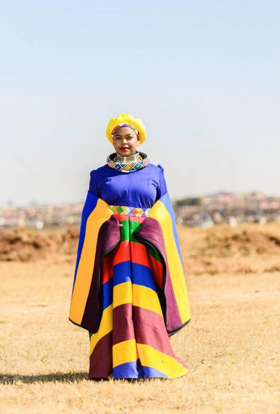 بالصور.. تعرفوا على أغرب تقاليد زواج شعوب أفريقيا صورة رقم 8