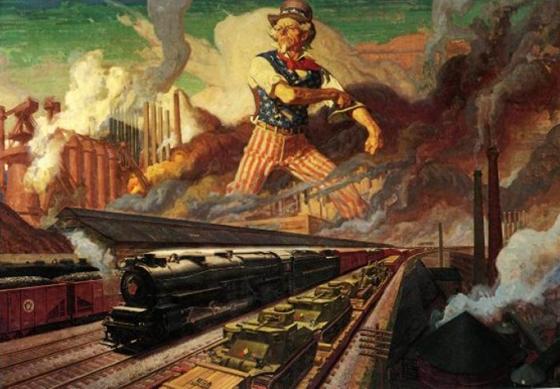 كيف قرصنت أميركا تكنولوجيا بريطانيا لتصبح قوة صناعية؟ صورة رقم 10