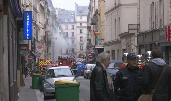 جرحى بانفجار قرب كاتدرائية القلب المقدس في العاصمة الفرنسية صورة رقم 9