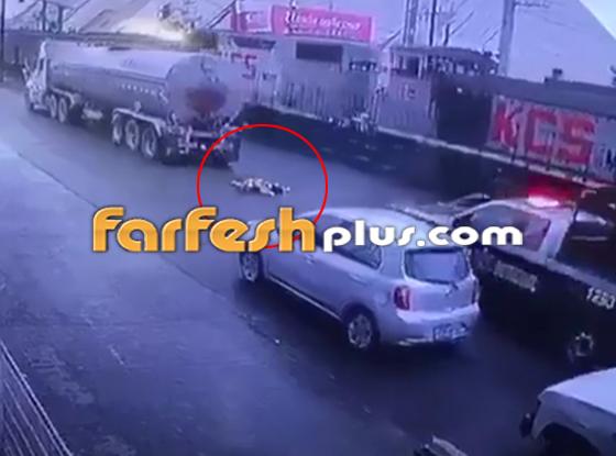فيديو صادم.. مقطورة تدهس عجوز بطريقة مروعة صورة رقم 4