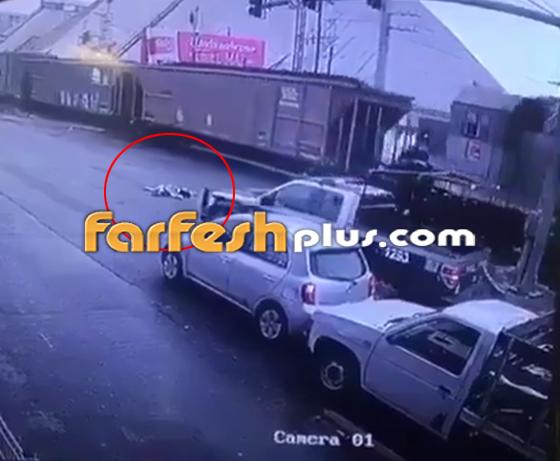 فيديو صادم.. مقطورة تدهس عجوز بطريقة مروعة صورة رقم 5
