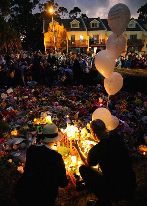 أسترالي يعترف بقتل الطالبة العربية آية مصاروة بعد الاعتداء عليها صورة رقم 40