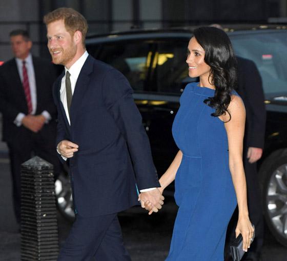 بالصور: أسرار زيارة الأمير هاري وزوجته ميغان ماركل الى المغرب صورة رقم 7