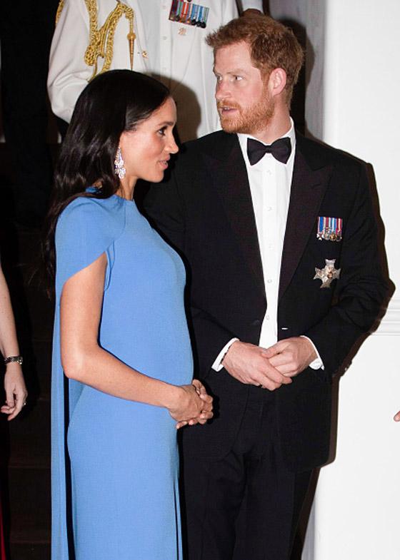 بالصور: أسرار زيارة الأمير هاري وزوجته ميغان ماركل الى المغرب صورة رقم 9