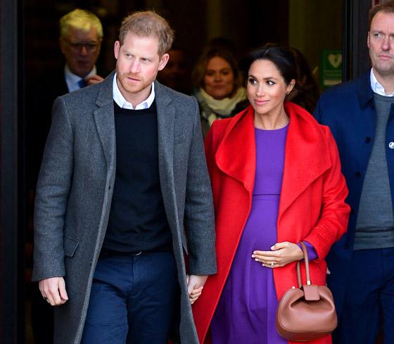 بالصور: أسرار زيارة الأمير هاري وزوجته ميغان ماركل الى المغرب صورة رقم 6