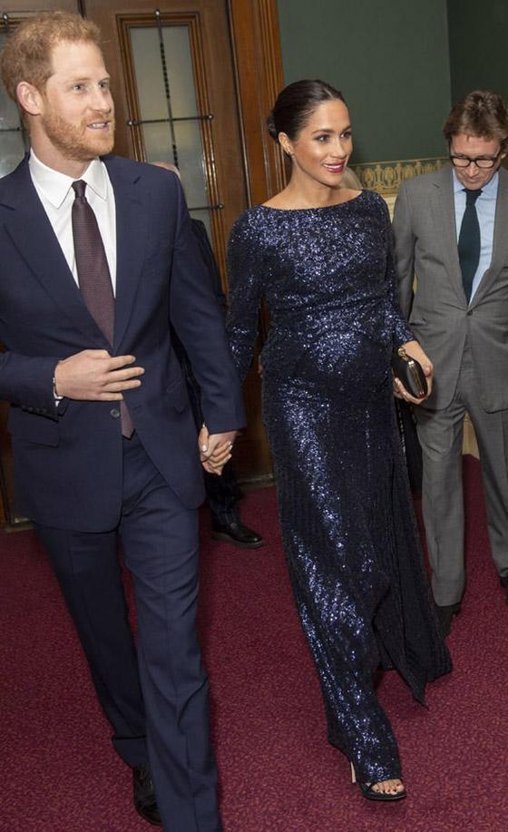 بالصور: أسرار زيارة الأمير هاري وزوجته ميغان ماركل الى المغرب صورة رقم 12