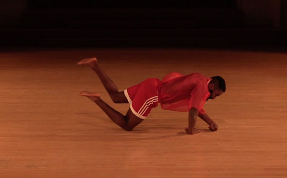 صورة رقم 17 - تعرفوا على الراقص المحترف الذي يتحدى بحركاته الشلل الدماغي النصفي
