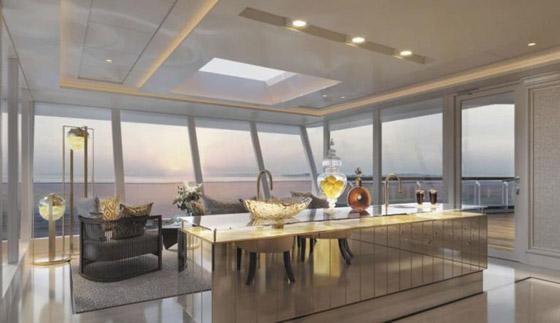 صور خيالية: في عام 2020 أكبر جناح للسفن السياحية بالعالم صورة رقم 3