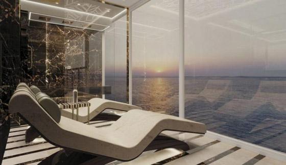 صور خيالية: في عام 2020 أكبر جناح للسفن السياحية بالعالم صورة رقم 4