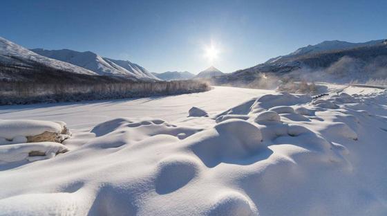 بالصور.. تعرّفوا إلى أكثر الأماكن برودة على سطح الأرض صورة رقم 4