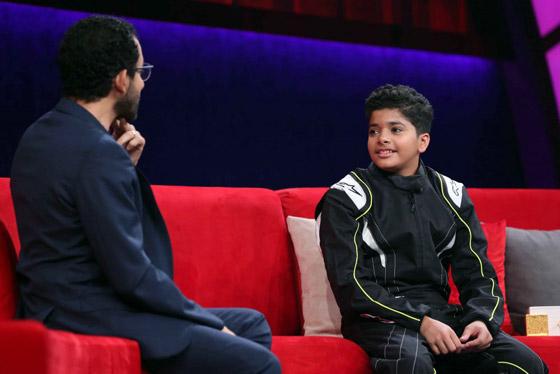 اطفال موهوبين يبدعون في اخر حلقة من (نجوم صغار) مع أحمد حلمي صورة رقم 2