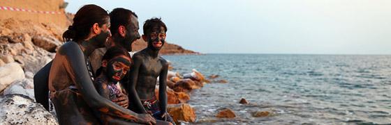 10 فوائد مدهشة لطين البحر الميت.. تعرفوا اليها صورة رقم 1