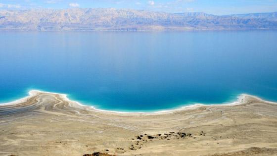 10 فوائد مدهشة لطين البحر الميت.. تعرفوا اليها صورة رقم 8