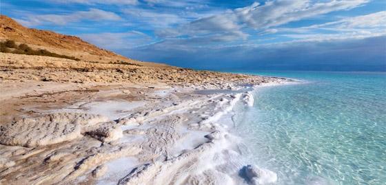10 فوائد مدهشة لطين البحر الميت.. تعرفوا اليها صورة رقم 9