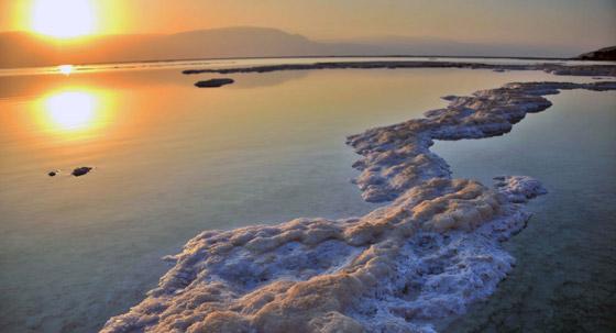 10 فوائد مدهشة لطين البحر الميت.. تعرفوا اليها صورة رقم 10