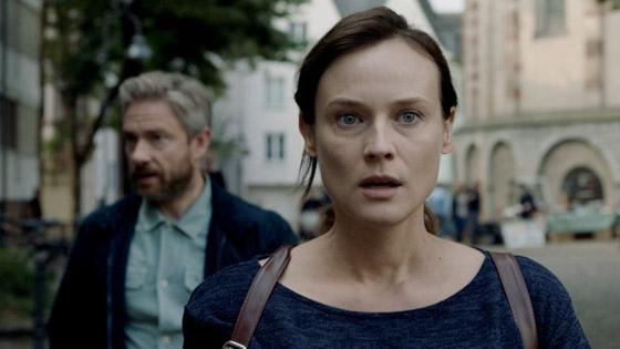 ديان كروجر معلمة وجاسوسة للموساد في فيلم عن الثقة والخيانة صورة رقم 1
