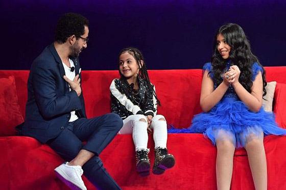 اطفال موهوبين يبدعون في اخر حلقة من (نجوم صغار) مع أحمد حلمي صورة رقم 3